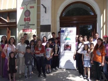 Asociatia Clubul de turism Proilavia Braila - Treburi vechi la vremuri noi