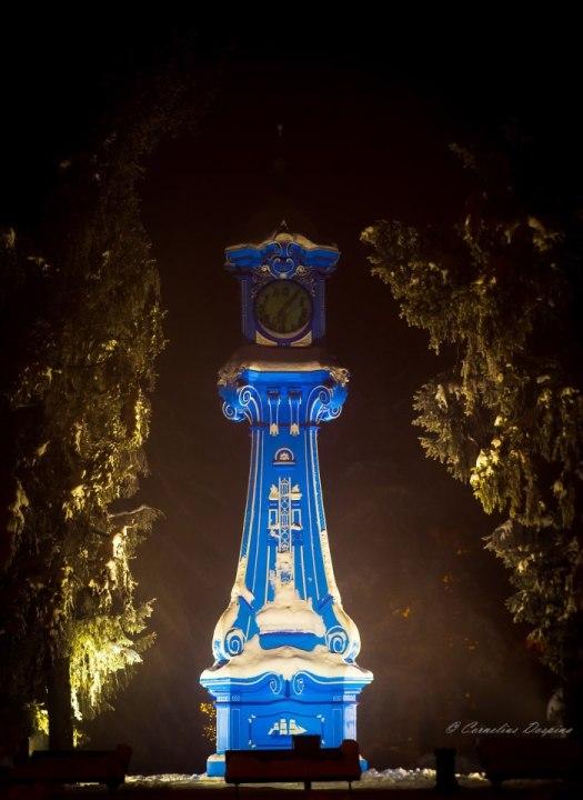 Simbolul Brailei, ceasul din Centrul Vechi 3