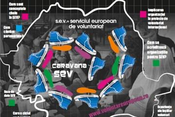 Tiklub aduce Caravana SEV in Braila