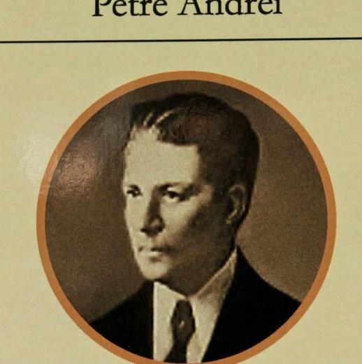 Petre Andrei, savant, sociolog, filosof, profesor și om politic