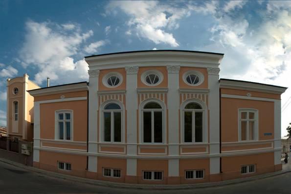 Casa memoriala Petre Stefanescu Goanga