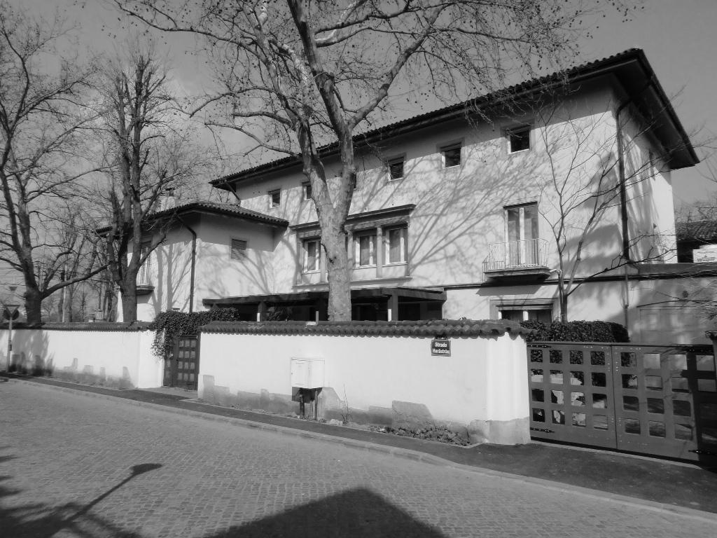Casa arhitectului Octav Doicescu, Parcul Jianu (str. Mircea Eliade nr. 2), 1939