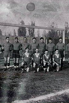 Echipa braileană Franco-Română Brăila