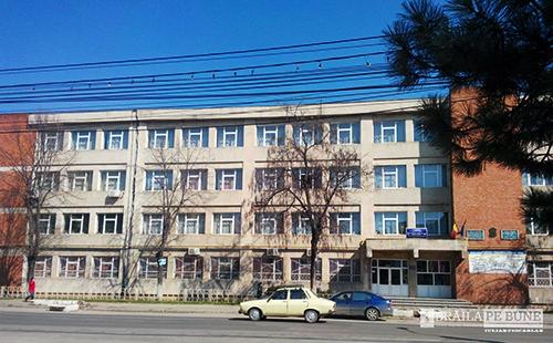 """Liceul Tehnologic """"Constantin Brancoveanu"""""""
