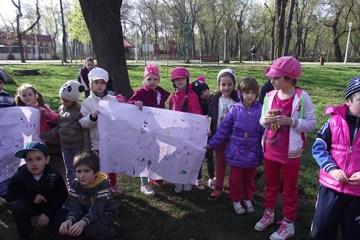 Educatie despre natura - o educatie altfel, oferita de Clubul de turism Proilavia