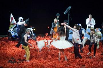 TMF participa la Festivalului Internaţional de Teatru Atelier