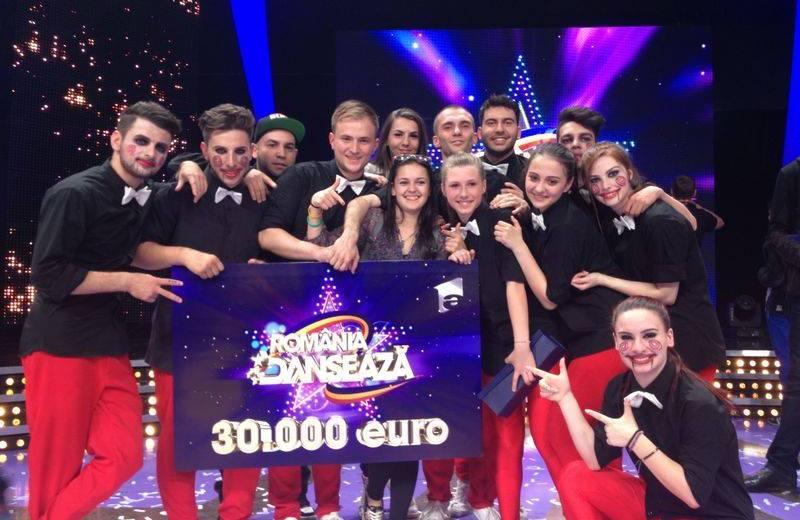Trupa G-Buzz a câștigat trofeul România Dasează
