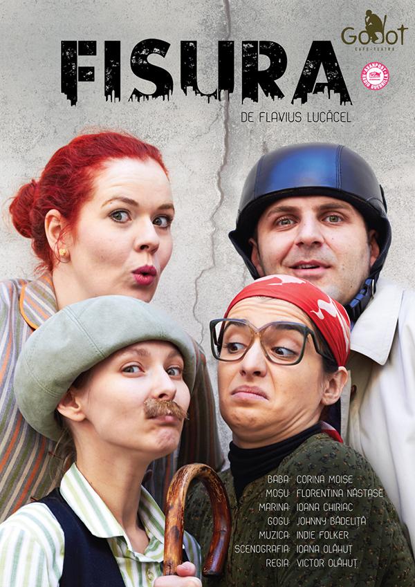 Teatrul Maria Filotti continuă seria spectacolelor incluse in cadrul  proiectului TMF INDEPENDENT 2