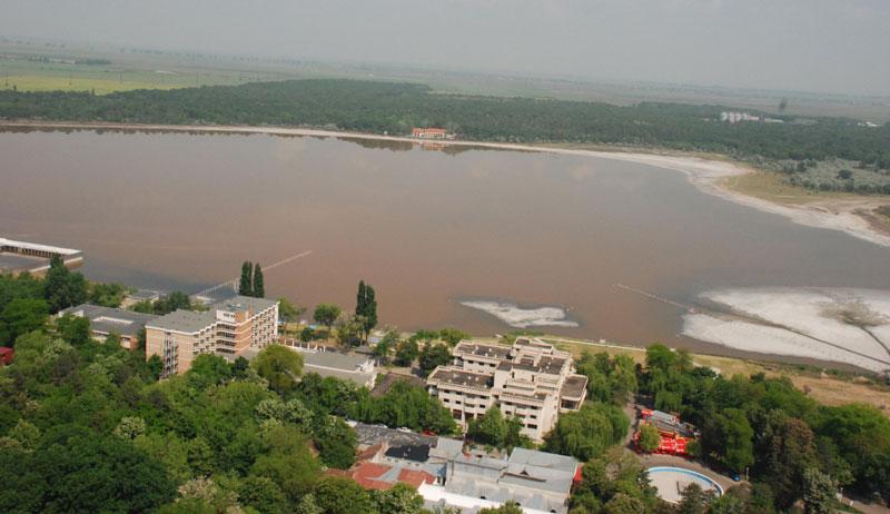 Lacul Sarat de langa Braila, locul miraculos unde Tepes isi vindeca ostenii