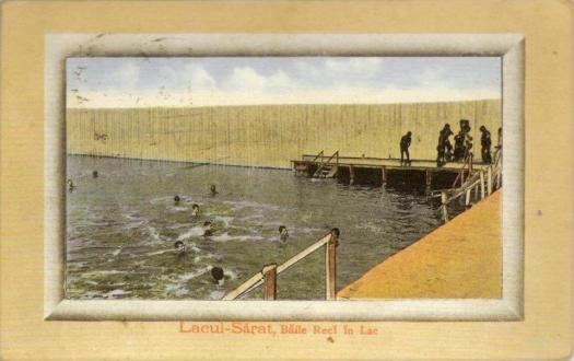 Lacul Sarat Baile reci