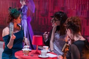 Va invitam la premiera spectacolului LA GRANDE MAGIA de Eduardo de Filippo regia Radu Nichifor