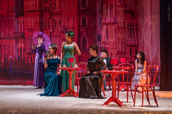 Va invitam la premiera spectacolului LA GRANDE MAGIA de Eduardo de Filippo regia Radu Nichifor2