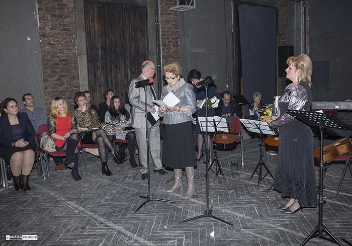 Profesoara Veronica Dobrin
