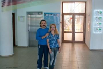 Liviu Dediu si Iuliana Dediu