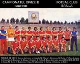 FCM Braila - 1980-1981 antrenor Robert Cozmoc Divizia BN.Eftene, I.Moroianu , G.Huba , L.Trifina , L.Luca , G.Cristache , C.Bezman , G.Ologu, S.Coman , S.Trofin , R.Banu antrenor secund .Randul de jos :V.Darie , M.Aurel, D.Bulancea, V.Jipa , N.Mihalache, N.Parlog , I.Panturu, M.Petre .