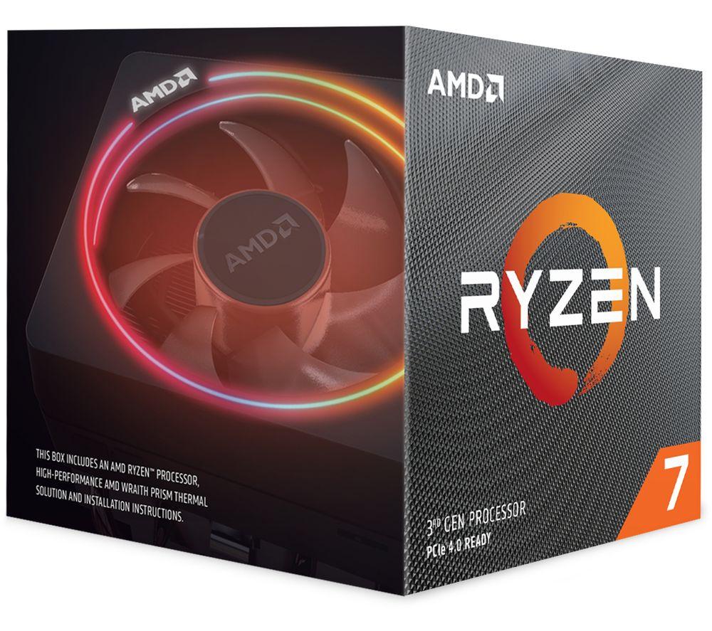 Buy AMD Ryzen 7 3700X Processor | Free Delivery | Currys
