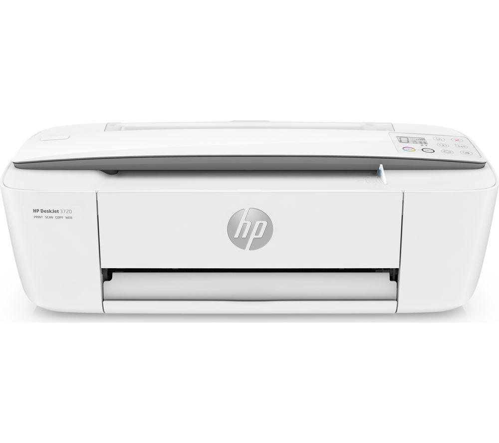 Buy HP DeskJet 3720 AllinOne Wireless Inkjet Printer