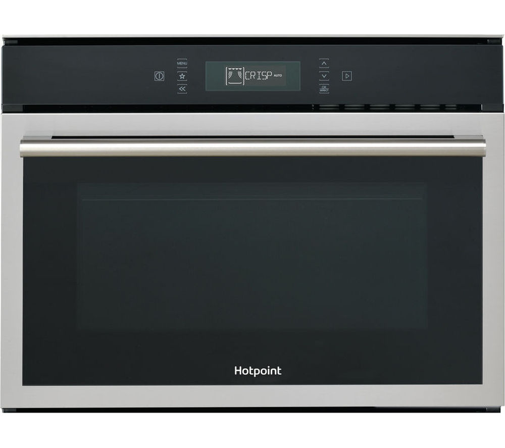 Buy HOTPOINT MP 676 IX H Built In Combination Microwave Stainless Steel Free Delivery Currys