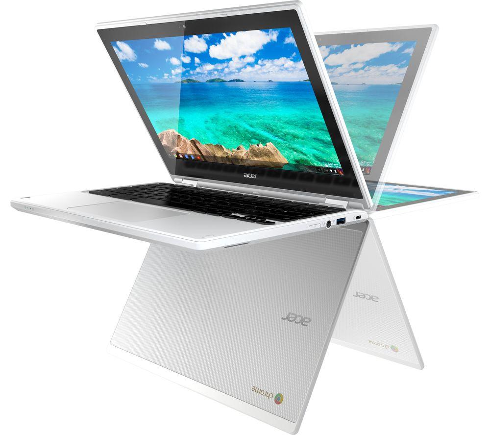 Buy ACER Chromebook R 11 CB5132T 2in1  White  Free