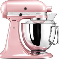 Kitchen Aid Mixers Towel Holder Buy Kitchenaid Artisan 5ksm175psbsp Stand Mixer Silk Pink Free Delivery Currys