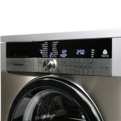 Small Kitchen Appliance Delta Cassidy Faucet Buy Grundig Gwn48430c Washing Machine - Stainless Steel ...