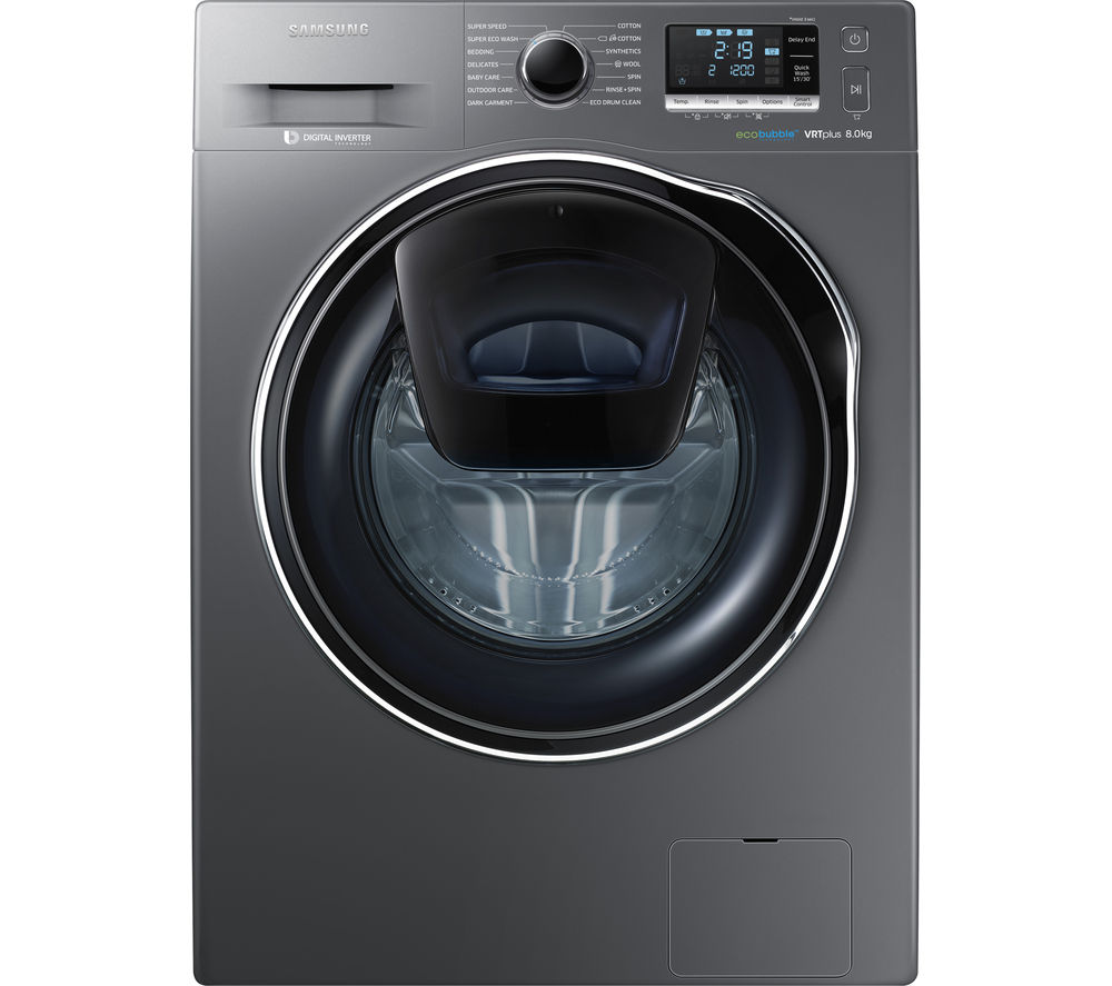 Buy Samsung Addwash Ww80k Qx Washing Machine