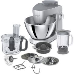 Kitchen And Mixer Cart Drop Leaf Buy Kenwood Multione Khh321si Stand Silver Free Delivery Currys