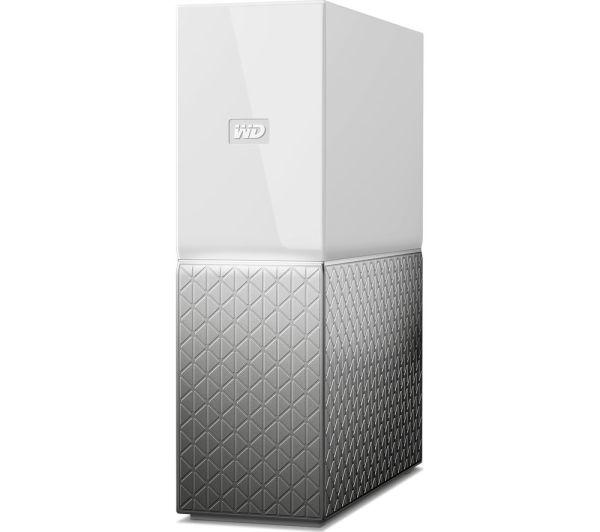 Buy WD My Cloud Home NAS Drive - 2 TB, White | Free ...