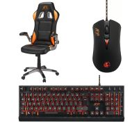 AFX Gaming Chair, Mouse & Keyboard Gaming Bundle Deals
