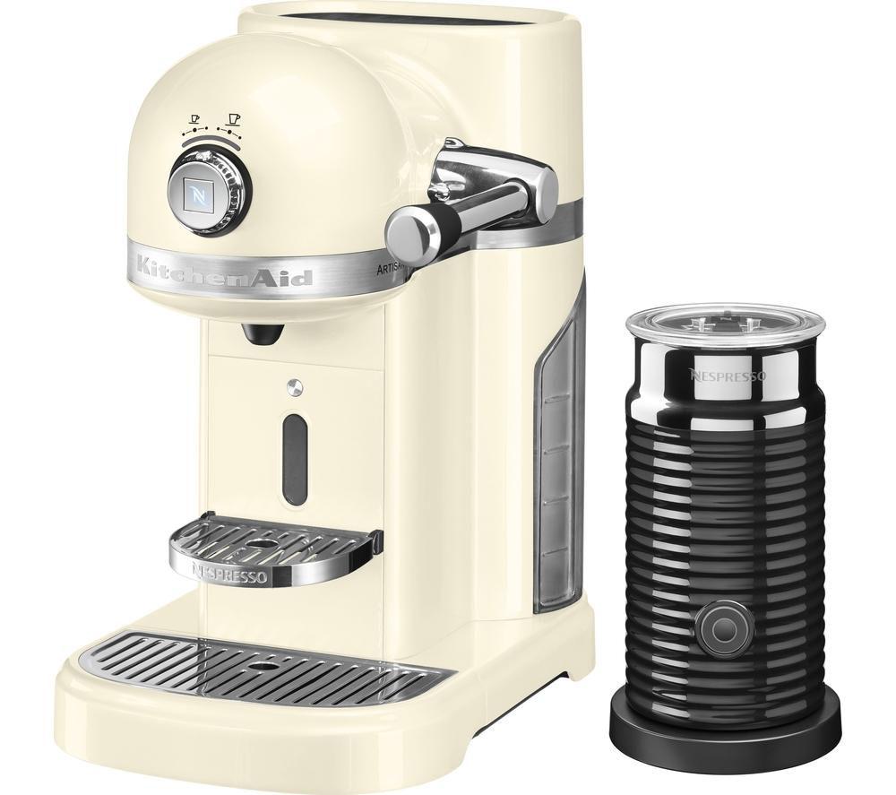 Buy NESPRESSO By KitchenAid Artisan 5KES0504BAC Coffee