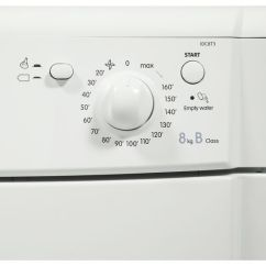 Kitchen Appliances Pay Monthly Showrooms Near Me Buy Indesit Ecotime Idc8t3b Condenser Tumble Dryer – White ...