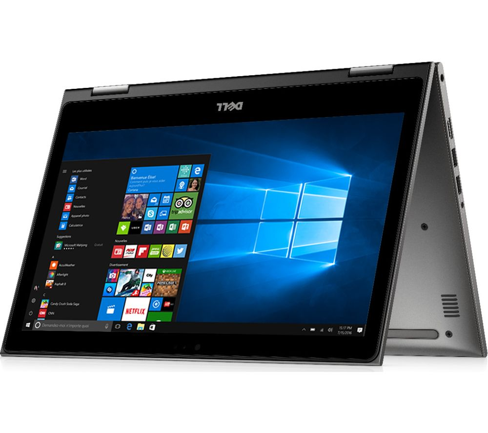 Buy DELL Inspiron 13 5000 133 2 in 1  Silver  Free