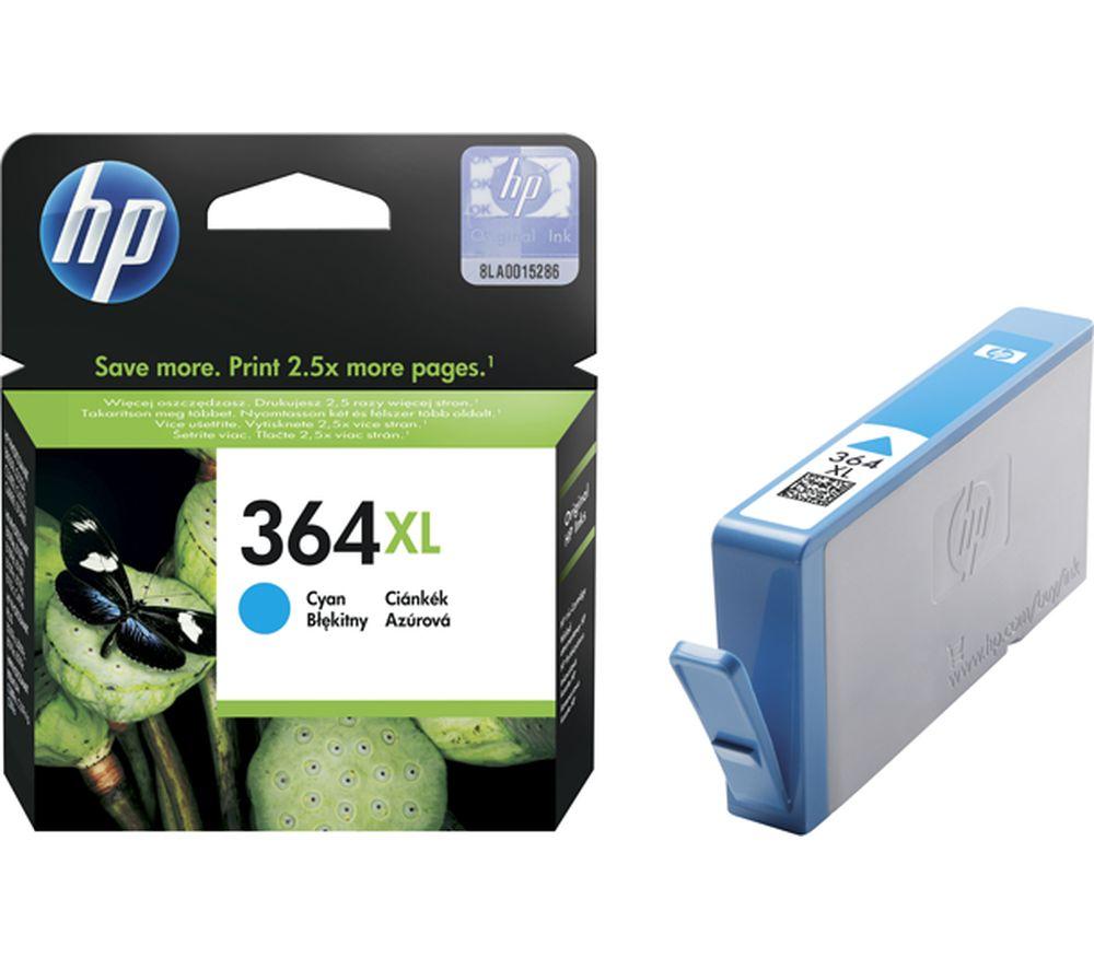 Hp 364xl Cyan Ink Cartridge Deals Pc World
