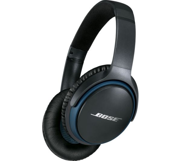 Bose Soundlink Ii Wireless Bluetooth Headphones Black Free Delivery Currys