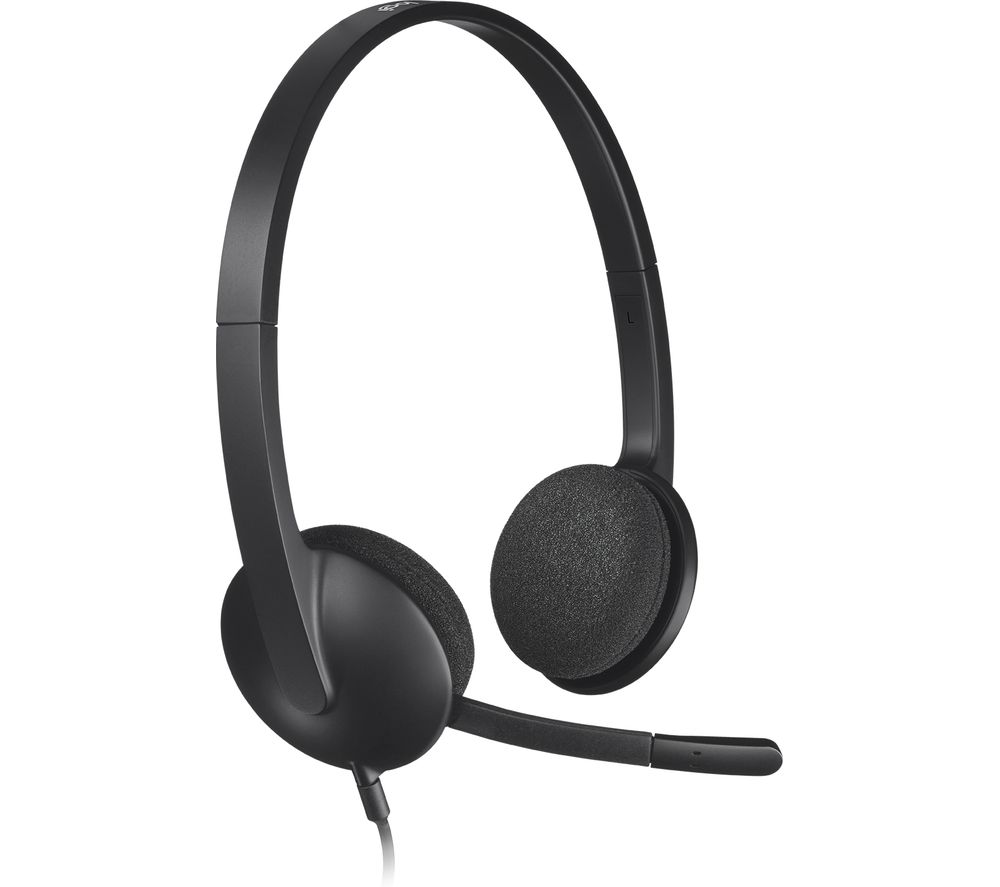 medium resolution of logitech h340 usb headset deals pc world headphone with mic wiring headphones with microphone wiring diagram
