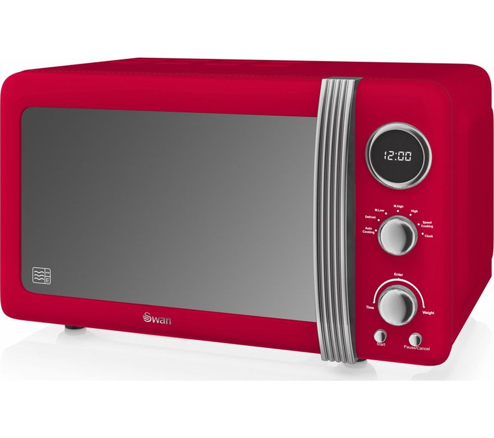 sm22030rn solo microwave red