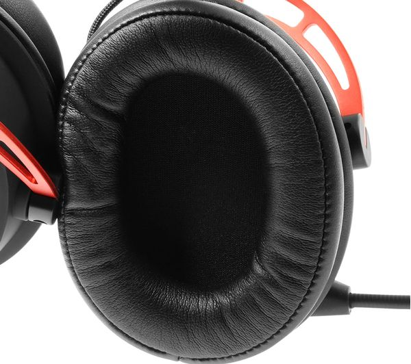 Buy HYPERX Cloud Alpha Gaming Headset Black Amp Red Free Delivery Currys