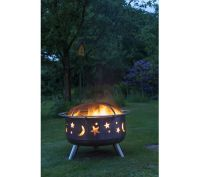 Buy LANDMANN 28335 Moon & Stars Fire Pit | Free Delivery ...