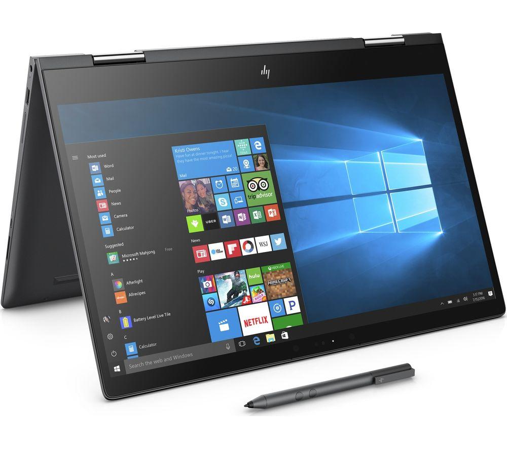 HP ENVY x360 156 2 in 1  Ash Silver Deals  PC World