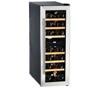 HUSKY HUS-CN215 Drinks & Wine Cooler - Black & Silver Fast ...