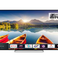 buy toshiba 50u6863db 50 smart 4k ultra hd hdr led tv free delivery currys [ 1000 x 887 Pixel ]