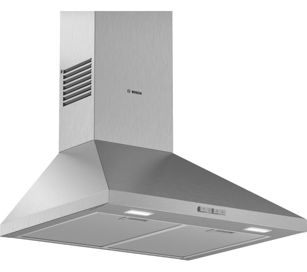 serie 2 dwp64bc50b chimney cooker hood stainless steel