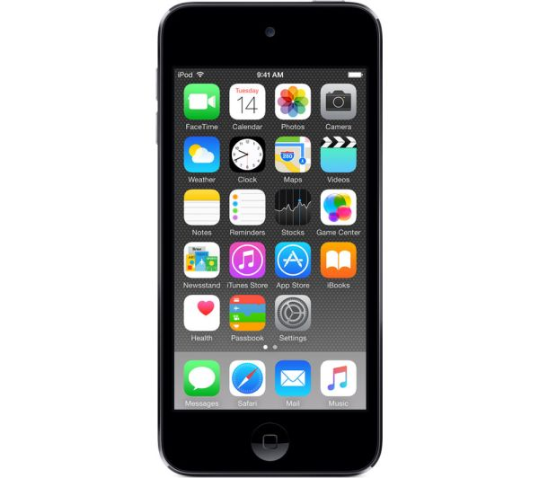 Apple Ipod Touch - 32 Gb 6th Generation Space Gray Fast