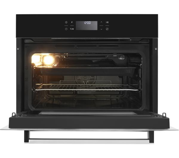 Buy BEKO Pro BCW14500B Compact Electric Oven Black Free Delivery Currys