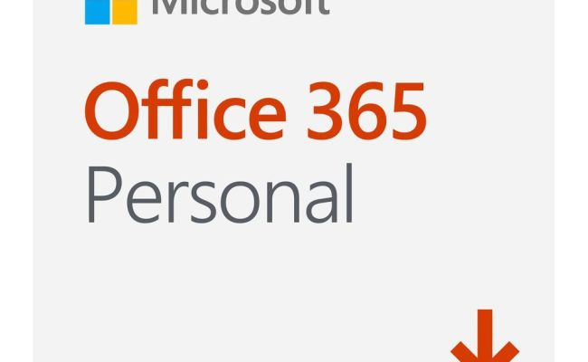 Buy Microsoft Office 365 Personal 1 Year For 1 User