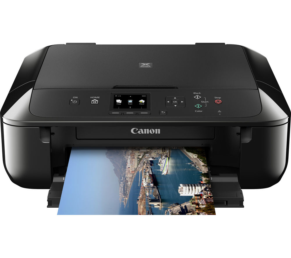 medium resolution of canon pixma mg5750 all in one wireless inkjet printer