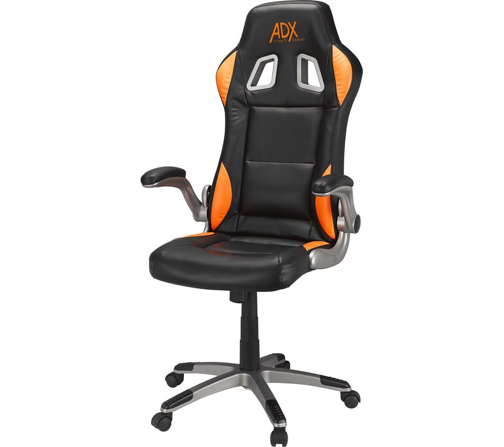 AFX AFXCHAIR16 Gaming Chair  Black  Orange Deals  PC World