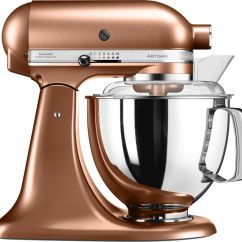 Copper Kitchen Aid Freestanding Pantry Buy Kitchenaid Artisan 5ksm175psbcp Stand Mixer Free Delivery Currys