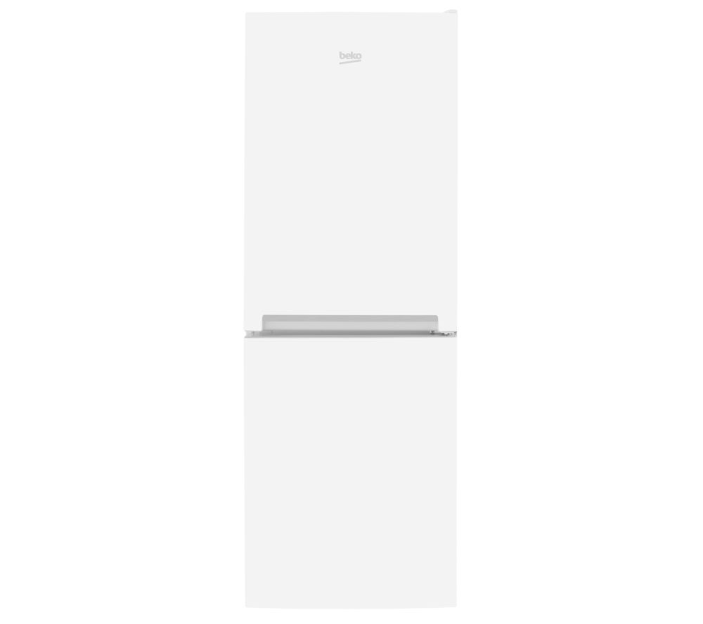 50*50 Buy Beko Cxfg3552w 50/50 Fridge Freezer - White | Free Delivery | Currys