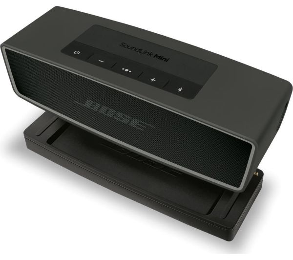 Bose Soundlink Mini Bluetooth Wireless Speaker Ii - Black Free Delivery Currys